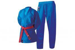 Giko Judo Anzug Uniform - Blau