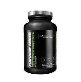 Exklusive Nahrungsergänzungsmittel Platinum Shred Fatburner