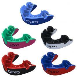 Opro Silver Gen 4 Erwachsenen- und Kindermundschutz