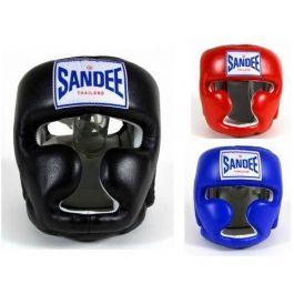 Sandee Closed Face Head Guard - Erwachsene & Kinder