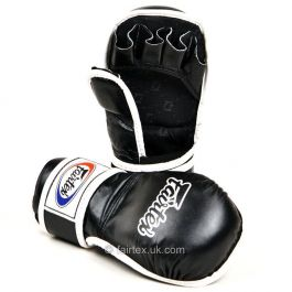 Fairtex MMA Sparring Handschuhe - Schwarz
