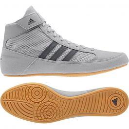 Adidas Havoc Adult Wrestling Boots - Grau