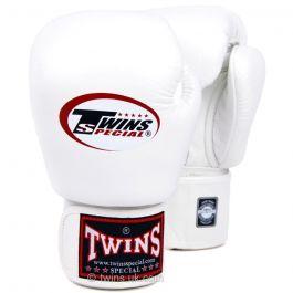 Boxhandschuhe der Zwillinge - Weiß