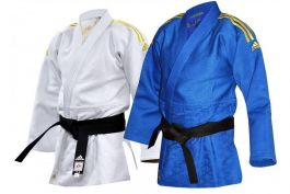 Adidas Millennium Judo Uniform