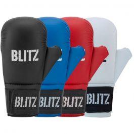 Blitz Sport PU Elite Handschuhe mit Daumen