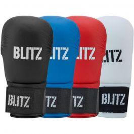 Blitz Sport PU Elite Mitts ohne Daumen