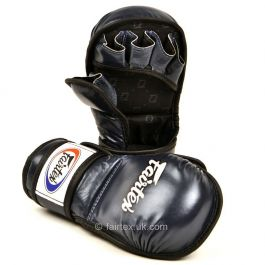Fairtex Blue MMA Sparring Handschuhe