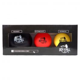 Box A Ballreflextrainer - Dreierpack