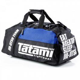 Tatami BJJ Gym Holdall - Schwarz & Blau
