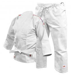 Adidas Kinder Judo Uniform - 250g