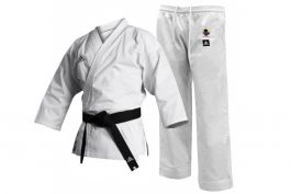 Adidas Kids Club Karate Uniform - WKF genehmigt