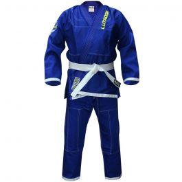 Erwachsene Lutador Brasilianer Jiu Jitsu BJJ GI - Blau