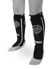 Sandee leichte Slip-On Shin Guards