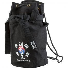 Blitz Sport Taekwondo Disziplin Duffle Bag - Schwarz