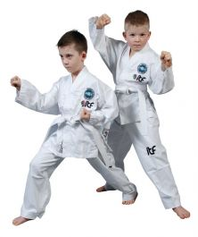 Top Ten Kinder Student ITF Tae Kwon-Do Dobok