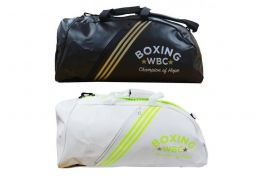 Adidas 2 in 1 WBC Boxing Holdall