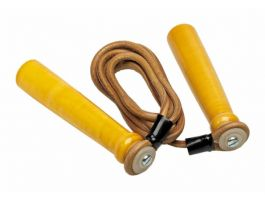 Pro Box Leather Jump Rope