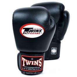 Zwillinge Boxhandschuhe Schwarz