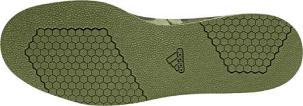 Adidas Powerlift 4 Gewichtheberstiefel Olivgrün