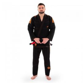 Tatami Estilo 6.0 BJJ Gi - Black/Orange