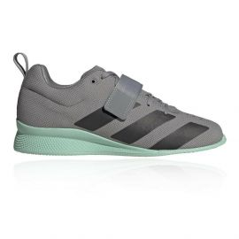 Adidas Adipower 2 Weightlifting Boots - Grey